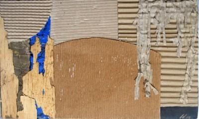 Muro di cartone
